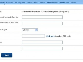Transfer Money From HDFC Bank to Other Banks Online