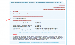 ibps payment