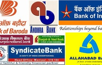 List of 22 public sector Banks in India