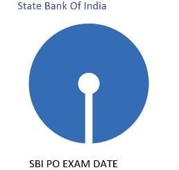 SBI PO 2014 Exam date