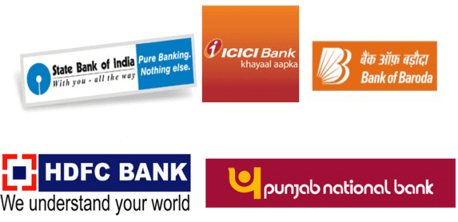 top 5 banks in india