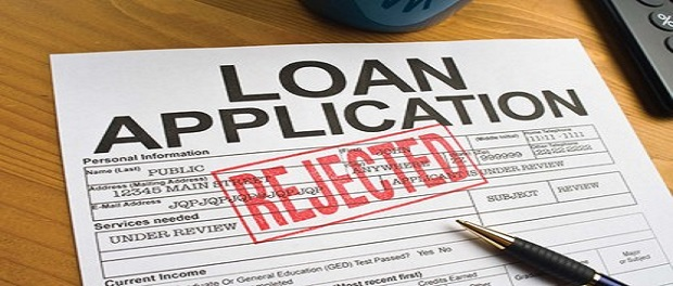 Loan Application Rejected