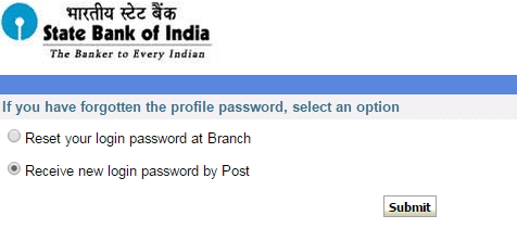 password by branch or post
