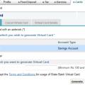 e-cards in sbi