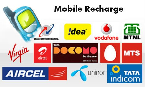recharge mobile with sbi online banking