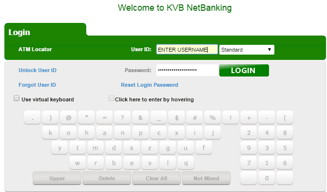 Kvb Online Abrechnung : kvb net banking kvb to other banks fund transfer online ~ Themetempest.com Abrechnung