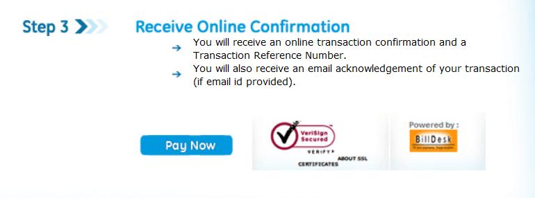 Paynet bill payment
