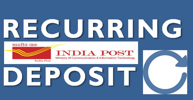 post office recurring deposits