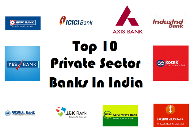 private banks Top banks - private sector stocks in india by net sales: get the list of top banks - private sector companies in india (bse) based on net sales.