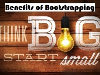 Bootstrapping Benefits