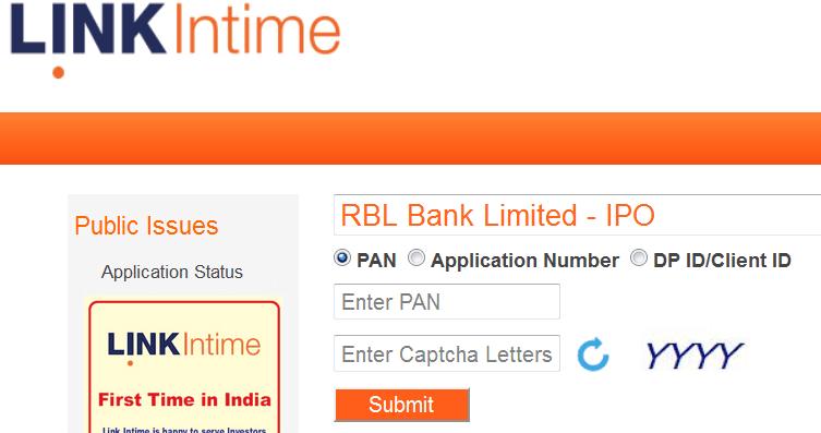 Check-RBL-Bank-IPO-status
