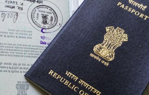 ecr non-ecr category in passport