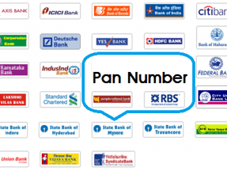 all banks pan number india