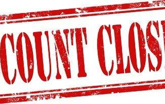 pnb bank account close