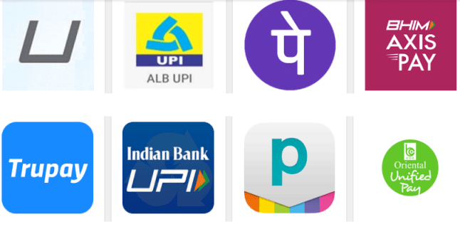 upi apps download
