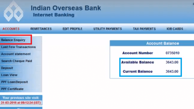 Top Five Iob Bank Ifsc Code Pudukkottai - Circus