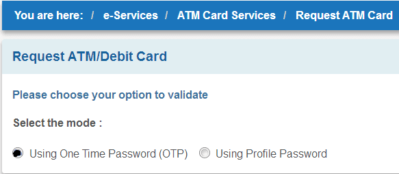 How to Replace Damaged SBI ATM Card Online