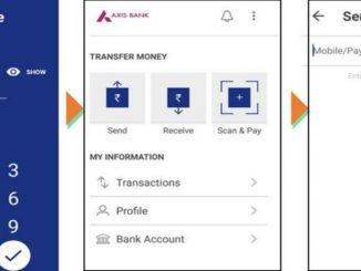 send money bhim app