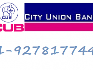 cub missed call balance enquiry number