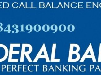 federal bank missed call balance enquiry