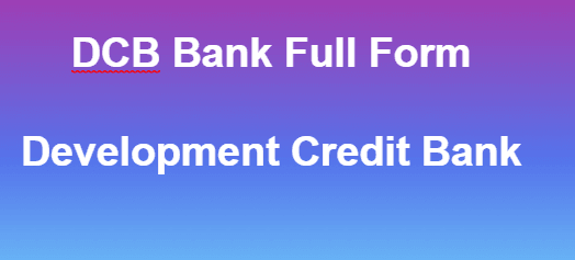 dcb bank full name