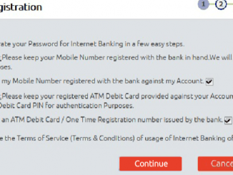 new user register bandhan net banking