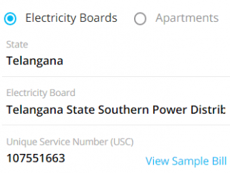 check electricity bill status online