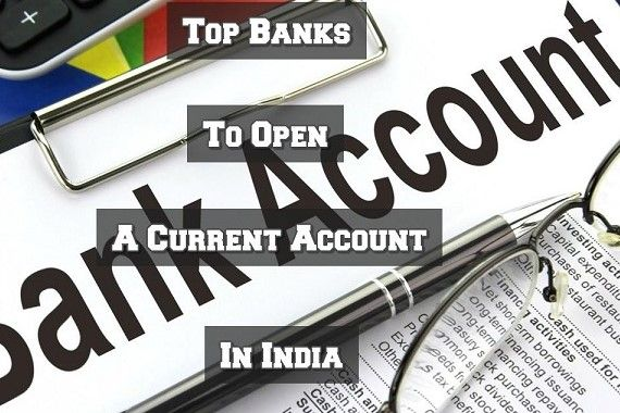 8 Best Banks to Open Current Account for Startups in India