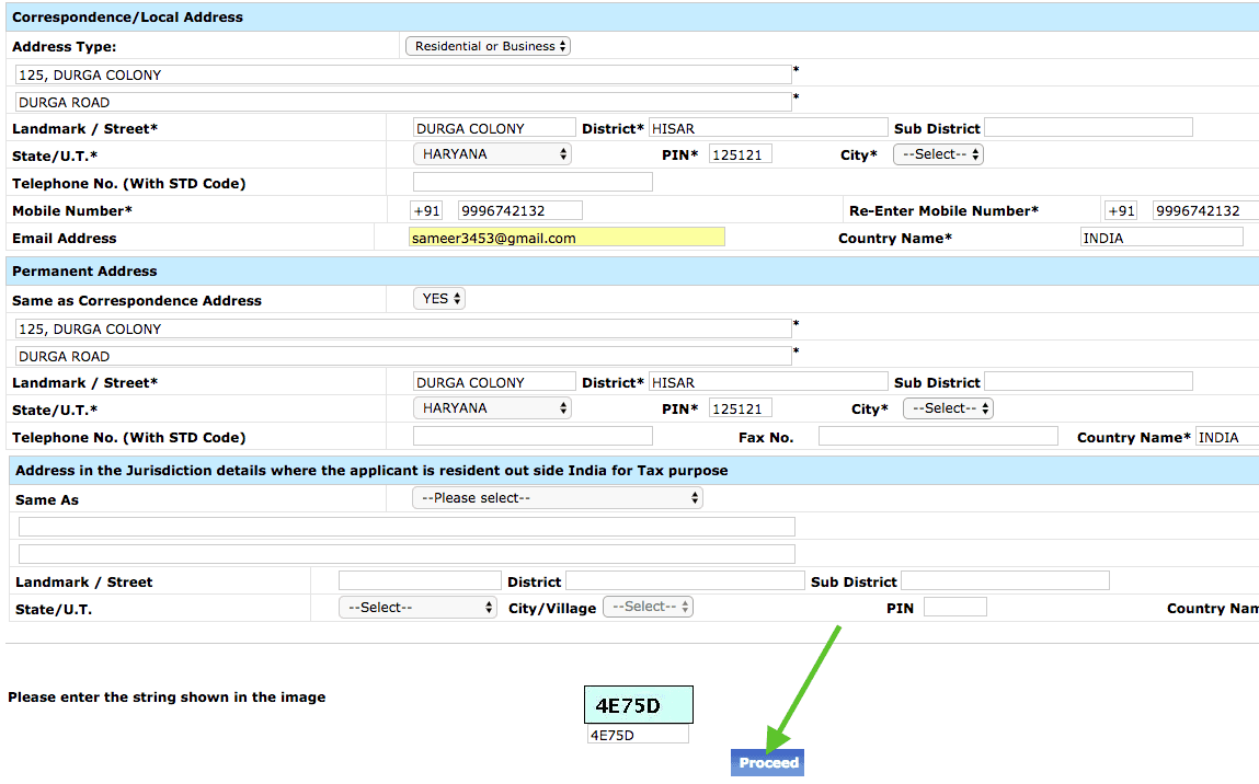 customer information file sbi
