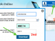 download completed application sbi