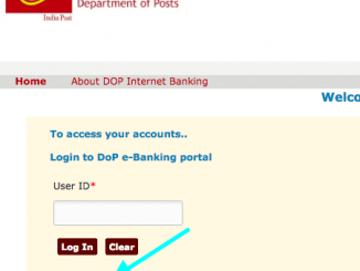 new user activation india post internet banking