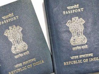 type of passport booklet in india