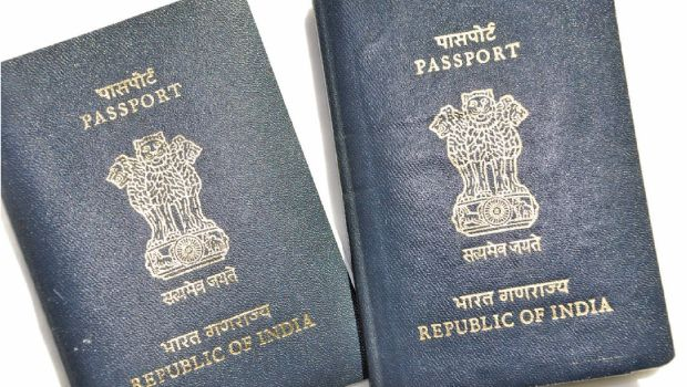type of passport booklet in india