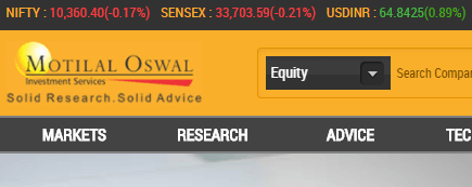 motilal oswal trading account
