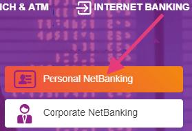 Personal NetBanking karnataka bank