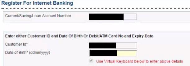 customer details syndicate bank net banking