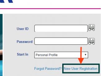 new user registration tmb net banking