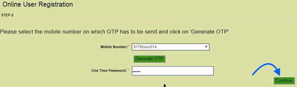otp obc net banking