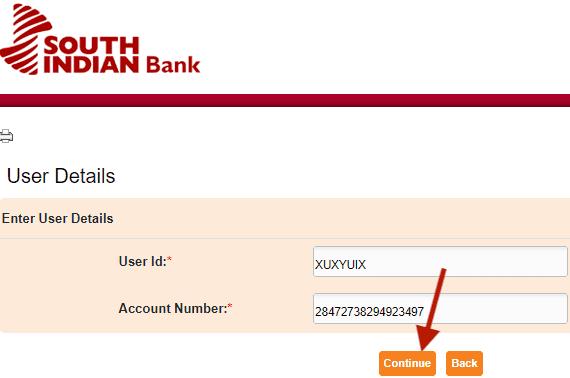 user details sib net banking