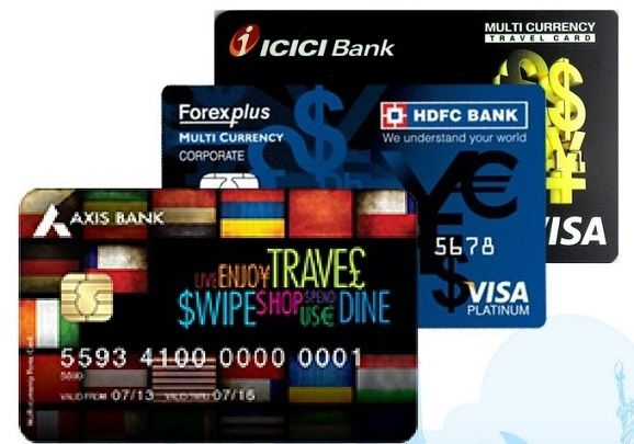 Forex card india review