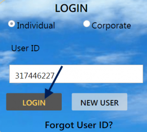 Indian net banking login