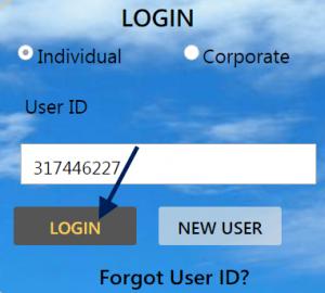 Indian net banking login