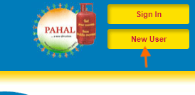 new user lpg bharat gas
