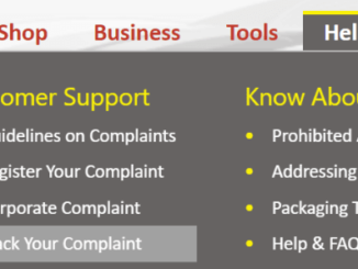 track your complaint india post