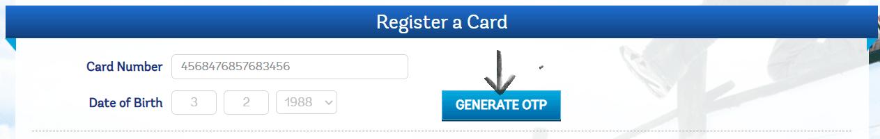 register rbl card for rewards